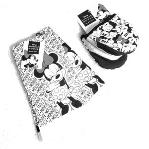 Minnie mouse kitchen towels/ oven mitts